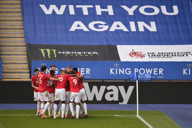 Premier League – Leicester City v Manchester United